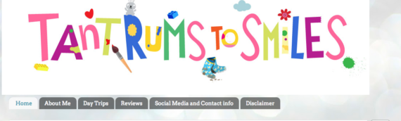 MaSh my Blog: Tantrums to Smiles blog critique